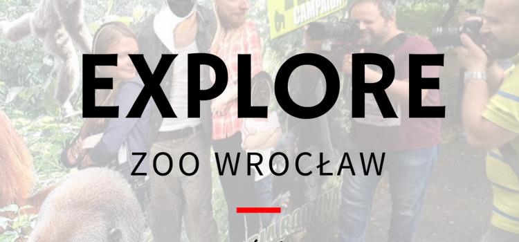 Explore ZOO Wrocław