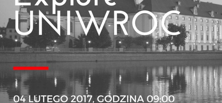 Explore Uniwersytet Wrocławski