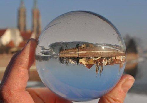 Skąd wziąć szklaną kulę do zdjęć?
