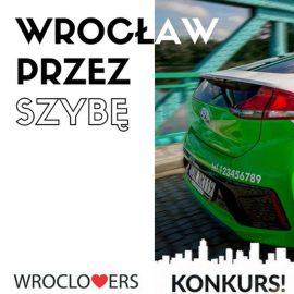 KONKURS – Wrocław przez szybę