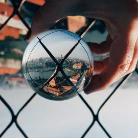Szklana kula do zdjęć – wrażenia po roku