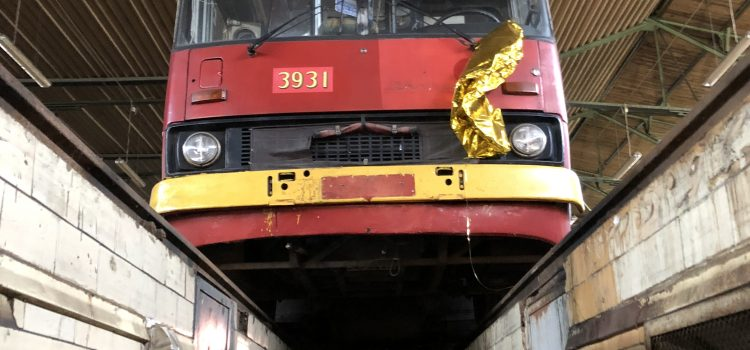 Explore Czasoprzestrzeń/ Zajezdnia tramwajowa Dąbie