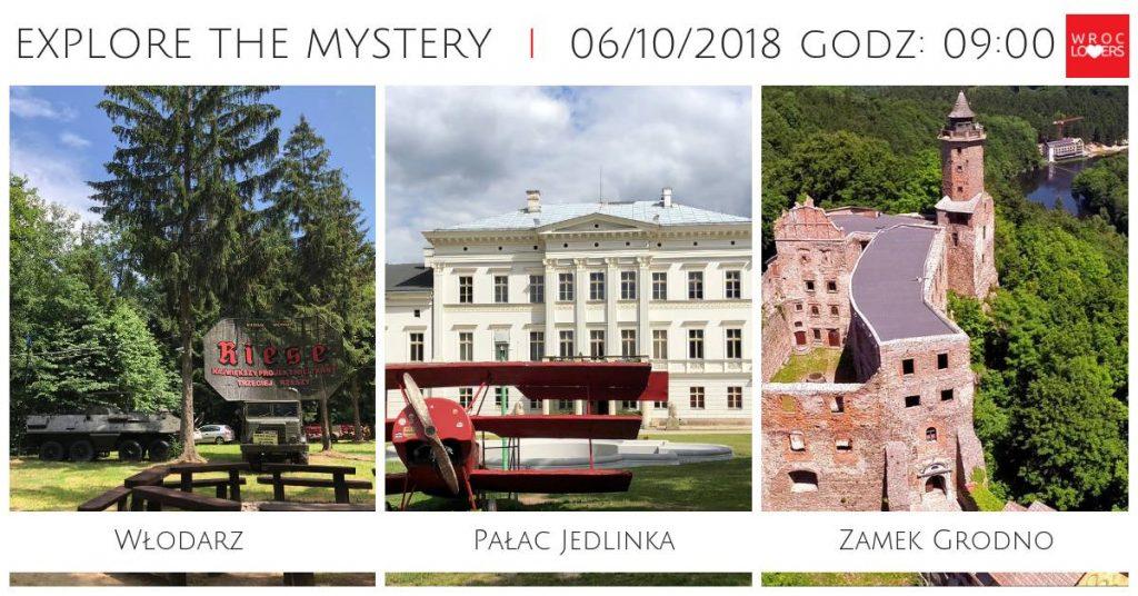 explore the mystery_nju