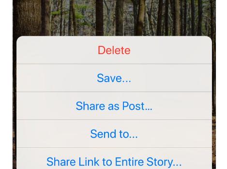 Instagram wprowadza linki do story