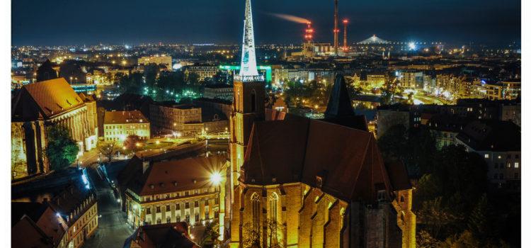 Wrocław na weekend: Ostrów Tumski
