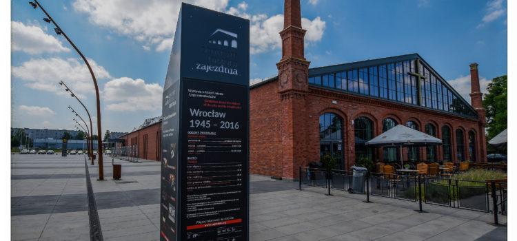 Wrocław na weekend: Centrum Historii Zajezdnia