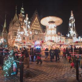 Wrocław i Jarmark Bożonarodzeniowy